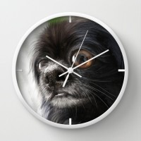 Choco Toshi - clock