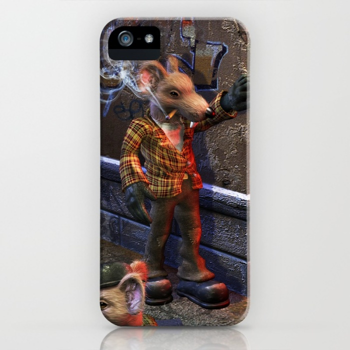 Izbavitelj - iPhone 5 case