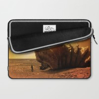 Shai-Hulud laptop sleeve